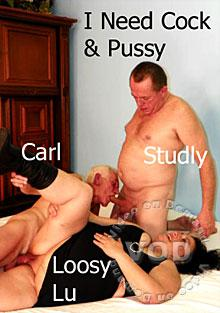 I Need Cock And Pussy Box Cover