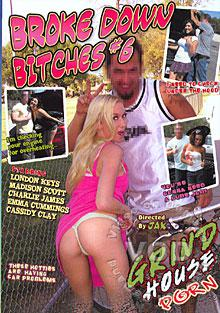 Broke Down Bitches #6 Box Cover