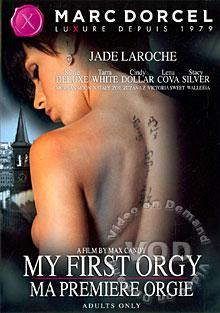 My First Orgy (Ma Premiere Orgie) - French Box Cover