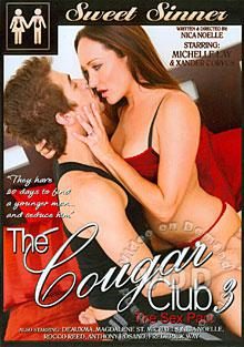 The Cougar Club 3 - The Sex Pact Box Cover