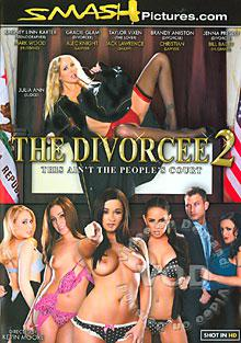 The Divorcee 2: This Ain't the People's Court Box Cover