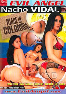 Made In Colombia Box Cover
