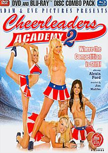 Cheerleaders Academy 2 Box Cover