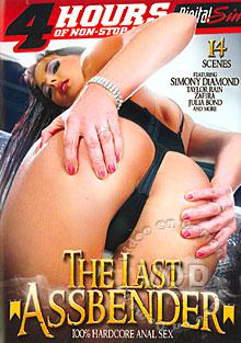 The Last Assbender Box Cover