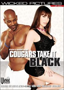 Cougars Take It Black Box Cover