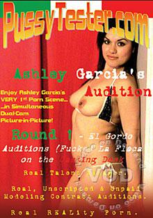 Ashley Garcia's Audition - Round 1 Box Cover