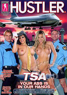 TSA - Your Ass Is In Our Hands Box Cover