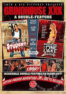Grindhouse XXX: A Double Feature Box Cover