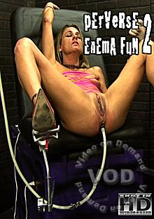 Perverse Enema Fun 2 Box Cover