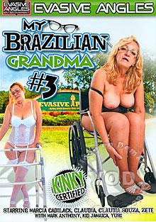 My Brazilian Grandma #3 Box Cover