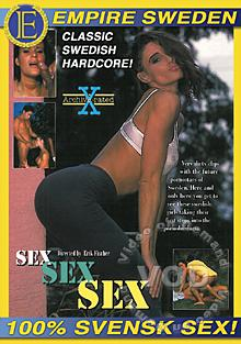 Sex Sex Sex Box Cover