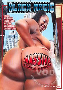 Massive Black Asses Box Cover