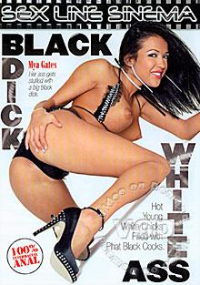 Black Dick White Ass Box Cover