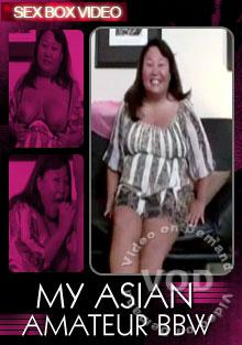 My Asian Amateur BBW Box Cover