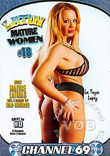 Latin Mature Women #18 Box Cover