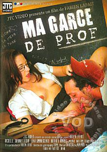 Ma Garce De Prof Box Cover