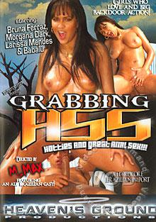Grabbing Ass Box Cover