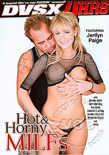 Hot & Horny MILFs Box Cover