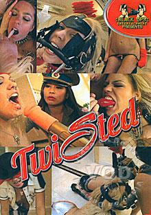 Twisted Box Cover