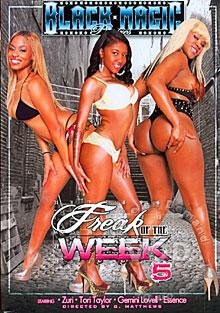 Freak Of The Week 5 Box Cover