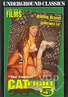 Cat Fight 5: The Combat Box Cover