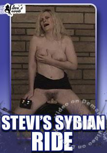 Stevi's Sybian Ride Box Cover