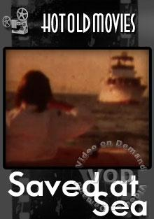 Saved At Sea Box Cover