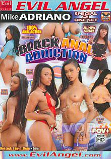 Black Anal Addiction (Disc 2) Box Cover