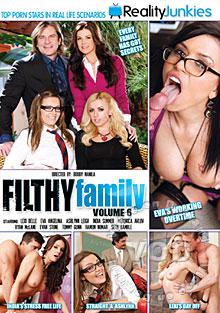Filthy Family Volume 6 Box Cover
