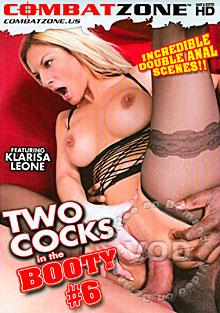Two Cocks In The Booty #6 Box Cover