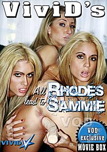 Vivid's All Rhodes Lead To Sammie Box Cover