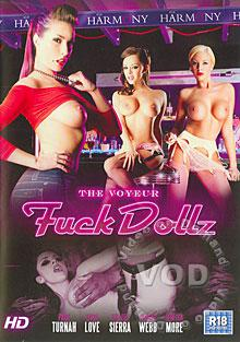 The Voyeur - Fuck Dollz Box Cover