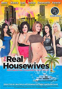 The Real Housewives Of South Beach XXX: A Pleasure Dynasty Parody