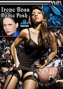 Irene Boss Meets Dante Posh Box Cover
