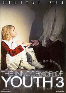 The Innocence Of Youth 3 Box Cover