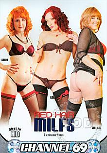 Red Hair MILFs Box Cover