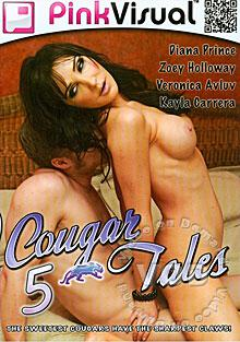Cougar Tales 5 Box Cover