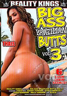 Big Ass Brazilian Butts 3