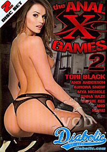 The Anal X Games 2 (Disc 2) Box Cover