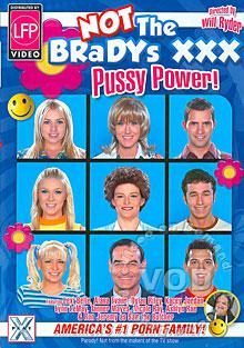 Not The Bradys XXX - Pussy Power! Box Cover