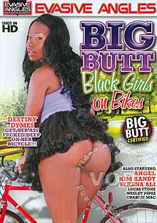 Big Butt Black Girls On Bikes Box Cover