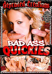 Bad Ass Quickies Box Cover