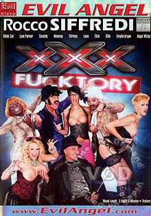 XXX Fucktory Box Cover