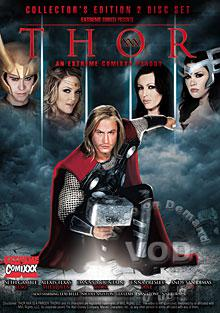 Thor - A XXX Parody Box Cover