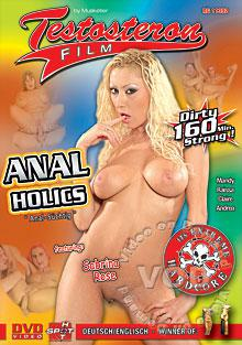 Anal Holics Box Cover