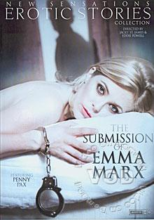 The Submission Of Emma Marx Box Cover