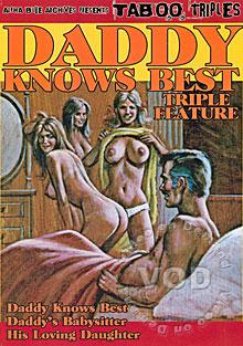 Daddy Knows Best Triple Feature - Daddy Knows Best Box Cover