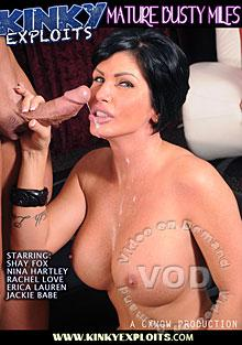 Mature Busty MILFs Box Cover