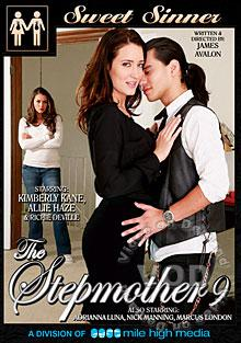 The Stepmother 9 Box Cover