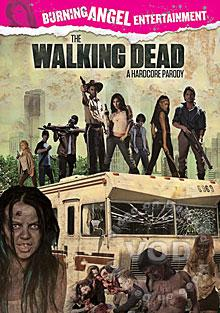 The Walking Dead - A Hardcore Parody Box Cover